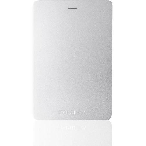 """Dysk zewnętrzny Toshiba 2TB 2,5"""" CANVIO ALU 3S silver, HDTH320ES3CA"""