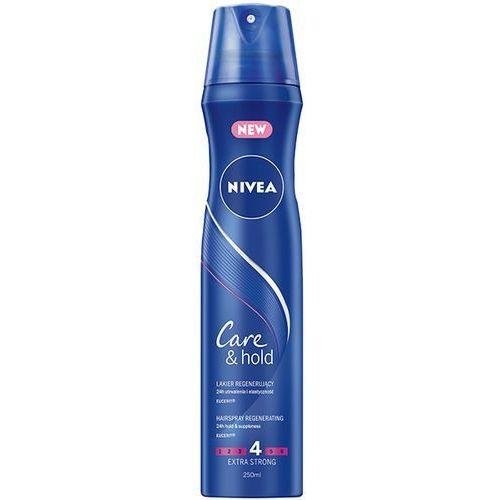 Lakier do włosów Nivea Care & Hold Extra Strong 250 ml