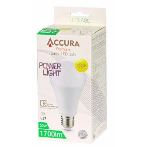 Accura PowerLight bulb E27 20W - sprawdź w wybranym sklepie