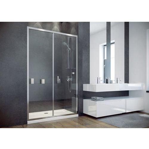 Drzwi prysznicowe Duo Slide 140 BESCO