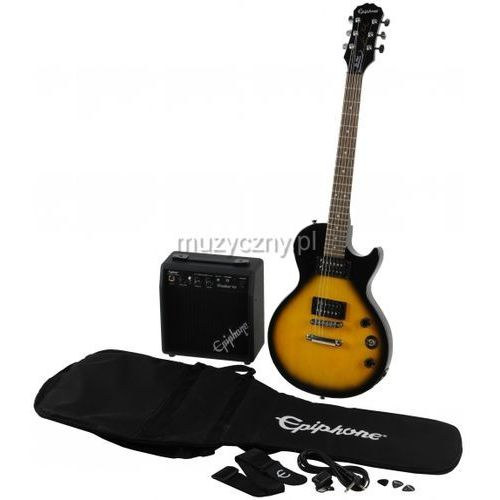 OKAZJA - Epiphone Player Pack Special II VS gitara elektryczna zestaw