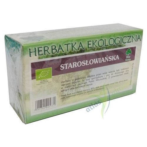 STAROSŁOWIAŃSKA EKO - herbata ekspresowa