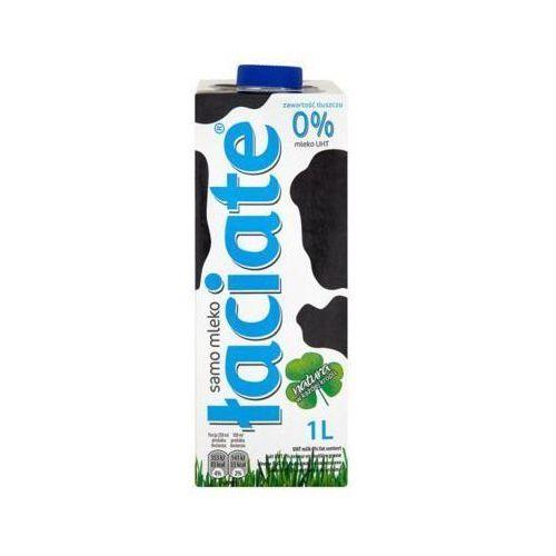 1l mleko 0,0% marki Łaciate
