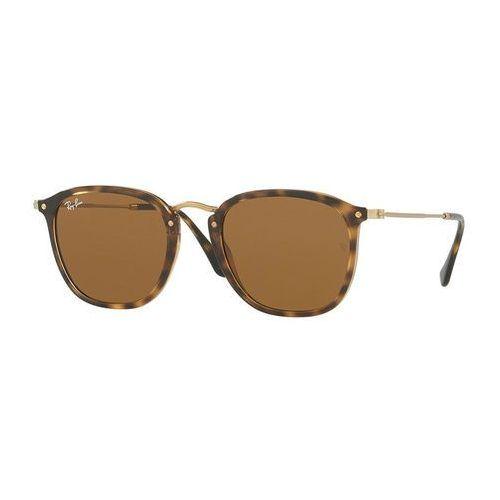 Ray-ban rb 2448n 710 okulary przeciwsłoneczne + darmowa dostawa i zwrot