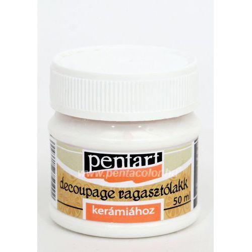 Klej z werniksem do ceramiki  523-235, 50ml marki Pentart