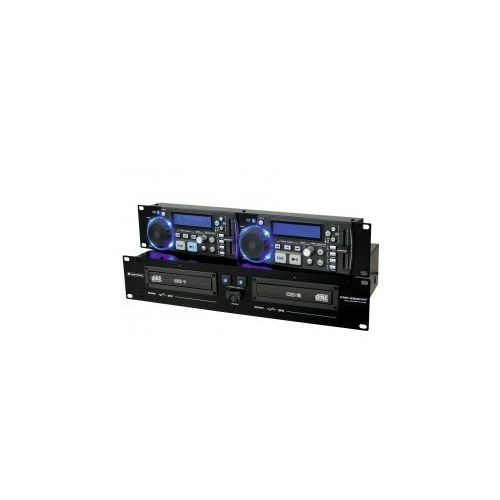 Omnitronic XMP-2800MT Dual CD/MP3 player
