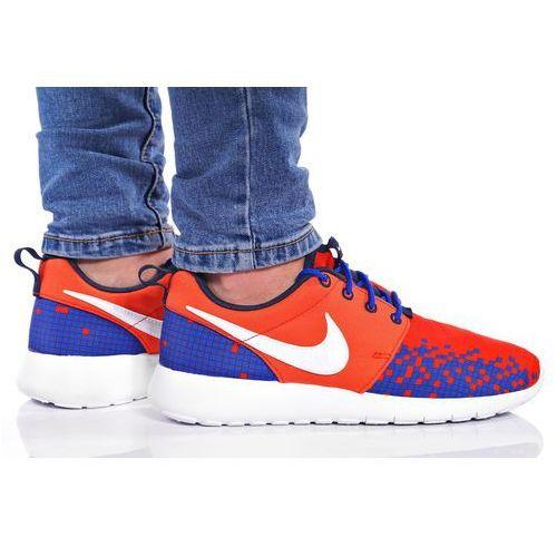 Buty roshe one print (gs) 677782-601 marki Nike