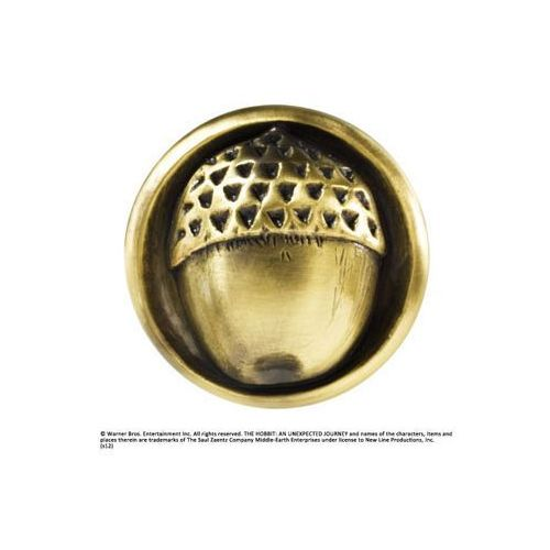 The Hobbit An Unexpected Journey Bilbo Baggins Button Pin (NOB1329) ()