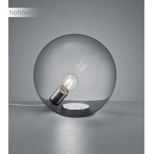 Trio MIDAS Lampa stołowa Chrom, 1-punktowy - skandynawski - Obszar wewnętrzny - MIDAS - Czas dostawy: od 3-6 dni roboczych