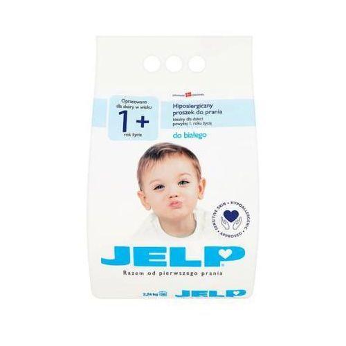 JELP 2,24kg Hipoalergiczny proszek do prania białych tkanin 1+ (28 prań)