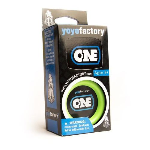 Yoyo factory Yoyo one yoyofactory zielone