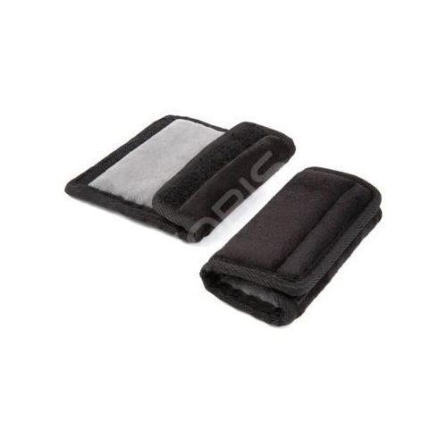 Ochraniacz na pasy soft wraps czarny marki Diono