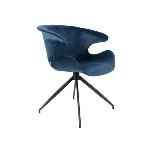 Zuiver :: krzesło mia niebieskie - niebieski