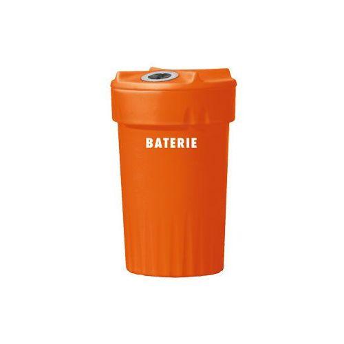 Pojemniki na zużyte baterie lub lekarstwa ekotop 150 l marki Eco-market.pl