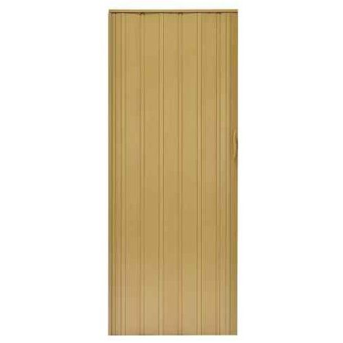 Gockowiak Drzwi harmonijkowe 008p 32 olcha mat 80 cm