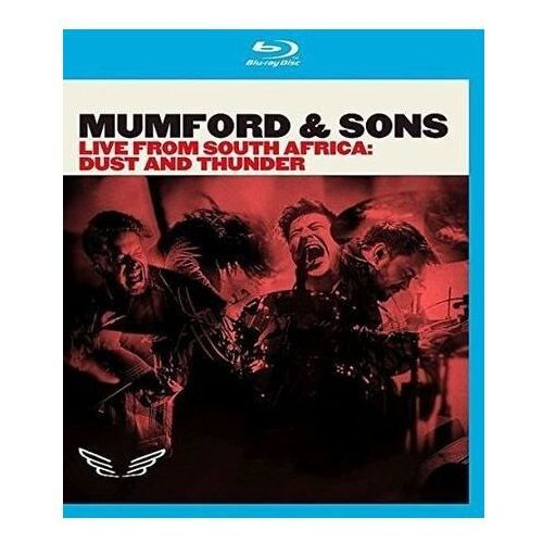 Universal music Live in south africa: dust and thunder (blu-ray) - mumford & sons