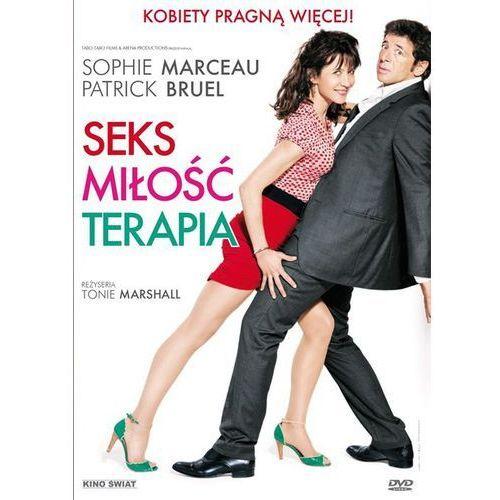 Seks, miłość, terapia (DVD) (5906190324191)