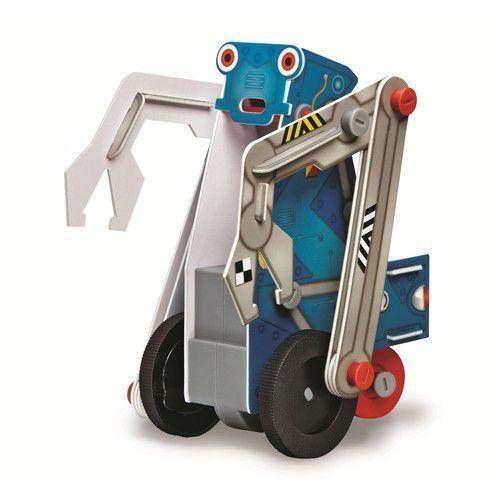 4m industrial development inc. Mecho pojazdy silnikowe robot ze szczypcami