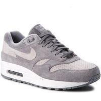 Buty NIKE - Air Max 1 Premium 875844 005 Cool Grey/Wolf Grey/White