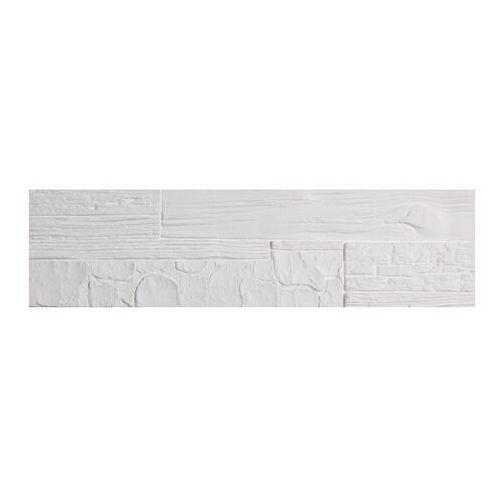 Płytka dekoracyjna Incana Forest 37,5 10 cm bianco 0,41 m2