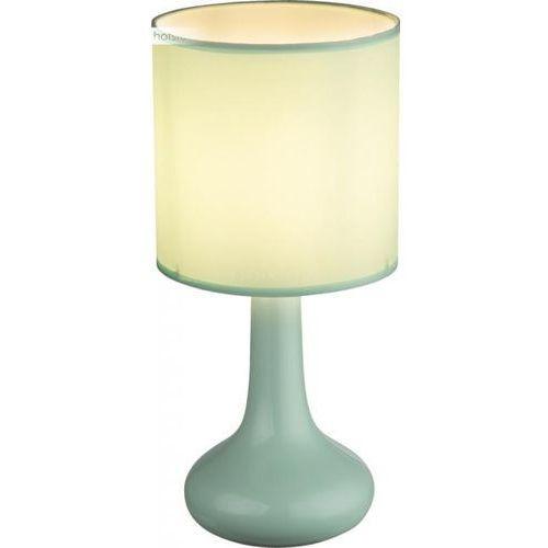 Globo lighting Globo parina lampa stołowa zielony, 1-punktowy - nowoczesny - obszar wewnętrzny - parina - czas dostawy: od 6-10 dni roboczych (9007371365036)