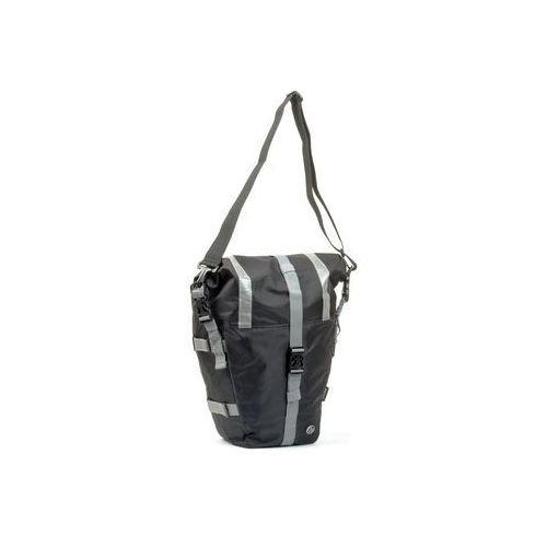 Torba na bagażnik boczna AUTHOR A-N495 czarna (8590816037120)
