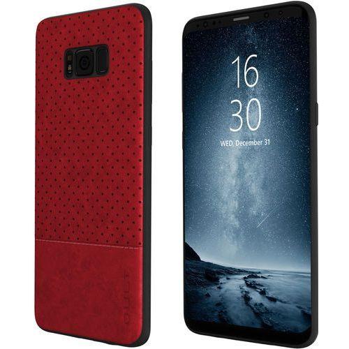 Etui QULT Back Case Drop do Samsung Galaxy S8 Plus Czerwony + Zamów z DOSTAWĄ JUTRO!