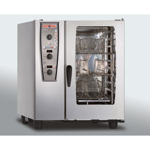 Rational Piec konwekcyjno-parowy elektryczny 10xgn1/1 combimaster plus
