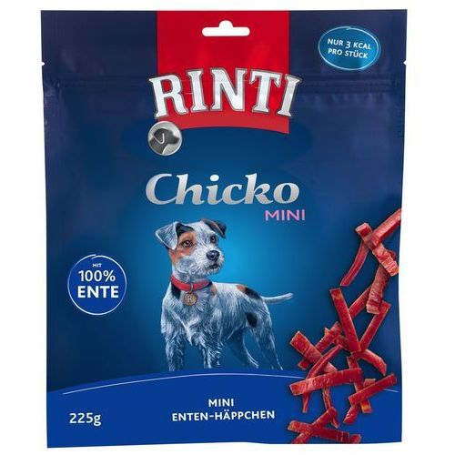 RINTI Extra Snack Mini Chicko - kurczak 225g