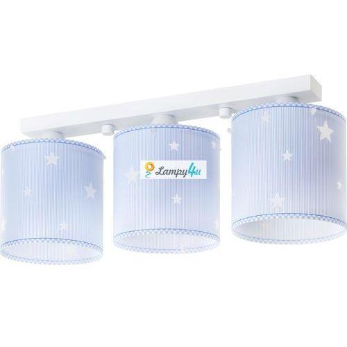 Klik 62013T - Lampa sufitowa dziecięca SWEET DREAMS 3xE27/60W/230V (8420406802343). Najniższe ceny, najlepsze promocje w sklepach, opinie.