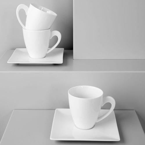 Komplet kawowy Porto 12-elementowy AMBITION