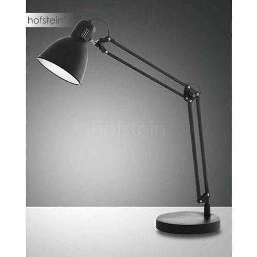 Fabas Luce LISETTA lampa stołowa Czarny, 1-punktowy - Nowoczesny - Obszar wewnętrzny - LISETTA - Czas dostawy: od 8-12 dni roboczych (8019282043393)