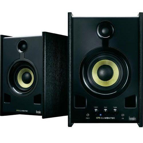 Monitor studyjny, aktywny, Hercules XPS 2.0 80, 60 - 80 000 Hz, 40/80 W (głośnik, monitor odsłuchowy)