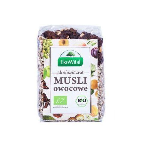Musli owocowe 25% BIO 300 g EkoWital