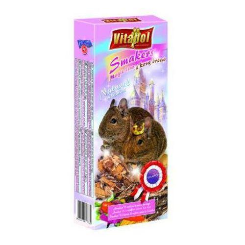 VITAPOL Smakers Drzewny kolby dla koszatniczki Magic Line