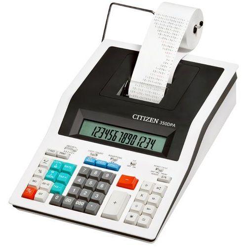 Citizen Kalkulator 350 dpa drukarka
