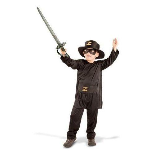Folat Zorro - przebranie karnawałowe dla chłopca - rozmiar m