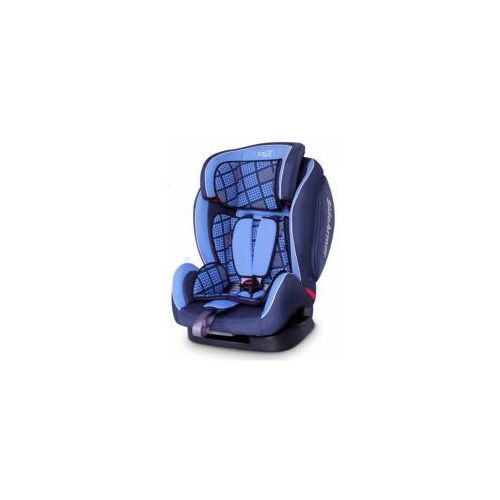 Eurobaby Fotelik samochodowy vsx bs07 blue niebieski 9-36kg #d1