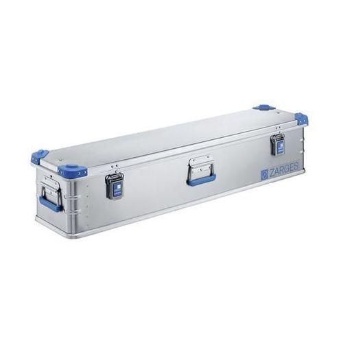 Zarges Pojemnik uniwersalny z aluminium, poj. 63 l, wym. zewn. dł. x szer. x wys. 1200x