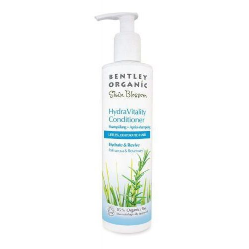 - BENTLEY ORGANIC - Skin Blossom / Nadająca lekkość odżywka do włosów / EFEKT: zadbane, odżywione i gładkie włosy