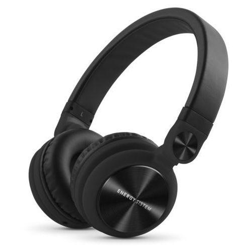 Energy Sistem słuchawki DJ2 Mic, czarny - BEZPŁATNY ODBIÓR: WROCŁAW!