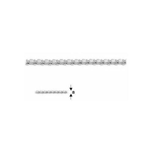 Bransoleta Coreana3 Srebro 925 19cm 2,05g
