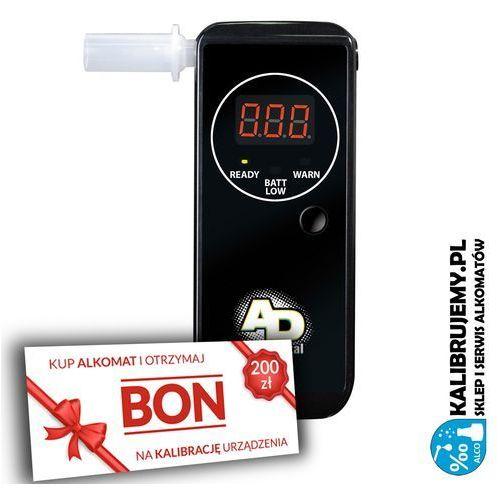 Alkomat elektrochemiczny AD-10 + pakiet FIRMA PLUS BON 200 zł na kalibrację