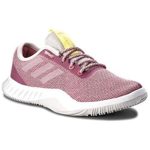 Adidas Buty - crazytrain lt w da8953 tramar/greone/shoyel