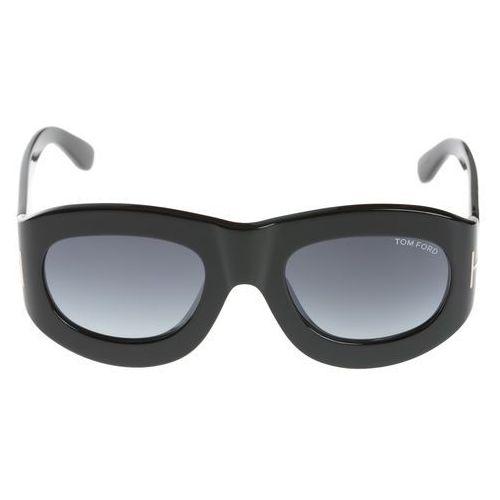 Tom ford mila okulary przeciwsłoneczne czarny uni