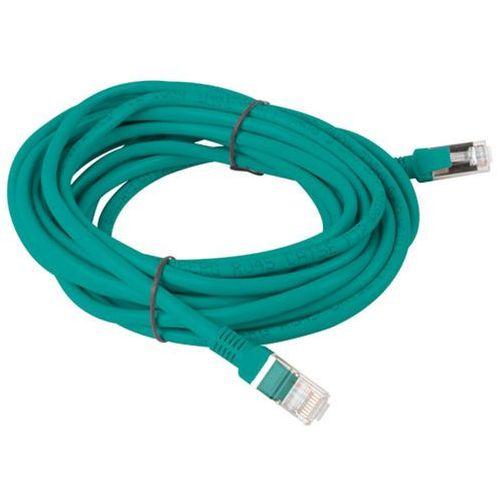 Lanberg Kabel sieciowy lan rj45 - rj45 5 m (5901969406269)