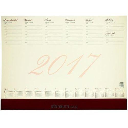 Wokół nas Kalendarz 2017 biurkowy biuwar business (9788389715500)