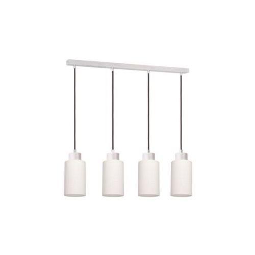 Spot-light bosco lampa wisząca dąb bielony/antracyt 4xe27-60w 1711432 (5901602343609)