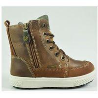 Primigi buty za kostkę chłopięce 30 brązowe (2392022300250)