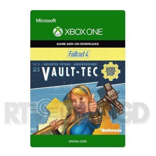 Fallout 4 - Vault-Tec Workshop DLC [kod aktywacyjny], 7D4-00148